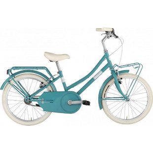 20 Zoll Mädchen Fahrrad Alpina... blau