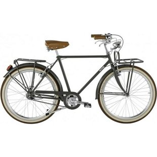 26 Zoll Herren City Fahrrad Alpina Bruschetta... schwarz