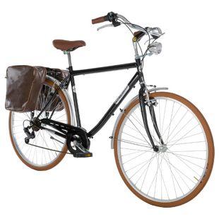 28 Zoll Herren City Fahrrad Alpina Via Emilia... braun