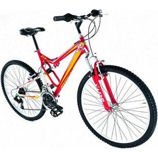 26 Zoll Fully Mountainbike Alpina Booster MTB... schwarz