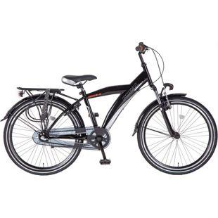 24 Zoll Kinder Fahrrad Popal Kicks 2414 3... schwarz