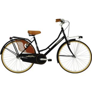 26 Zoll Damen Holland Fahrrad Adriatica... schwarz