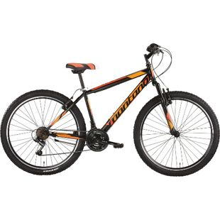 24 Zoll Mountainbike Montana Escape 18... schwarz-orange