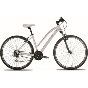 28 Zoll Damen Mountainbike Montana X-Cross 24... weiß, 44 cm