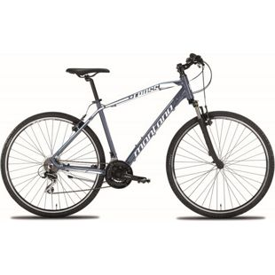 28 Zoll Mountainbike Montana X-Cross 21... grau, 46 cm