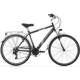 28 Zoll Herren Trekking Fahrrad Cinzia Discovery 21 Gang... matt-grau