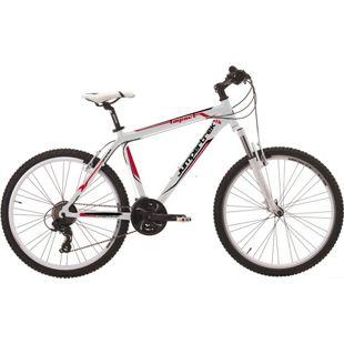 26 Zoll Mountainbike Cinzia Impact 21 Gang... weiß, 47 cm