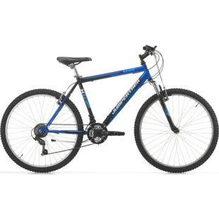 26 Zoll Mountainbike Cinzia X-Trail 18 Gang... schwarz-blau