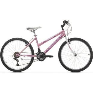 24 Zoll Mädchen Mountainbike Cinzia Snake 18 Gang... pink-weiß