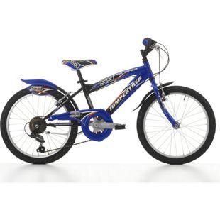 20 Zoll Kinder Fahrrad Cinzia Flipper 6 Gang... schwarz-blau