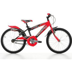 20 Zoll Kinder Fahrrad Cinzia Flipper... schwarz-rot