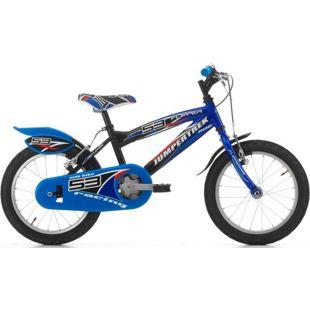 16 Zoll Kinder Fahrrad Cinzia Flipper... schwarz-blau
