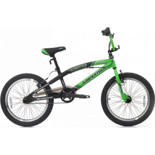 20 Zoll BMX Fahrrad Cinzia Rock... schwarz-grün