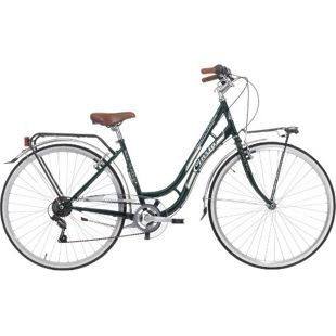 28 Zoll Damen City Fahrrad Cinzia Beauty 6... grün