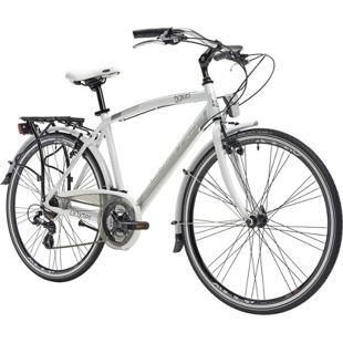 28 Zoll Herren Trekking Fahrrad Adriatica Boxter HP 21... weiß, 50 cm