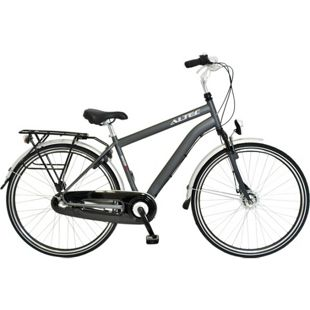 28 Zoll Herren City Fahrrad 3 Gang Hoopfietsen Altec... grau, 47 cm