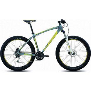 27,5+ Mountainbike Legnano Duran 21... 40 cm, matt-dunkelgrau-gelb