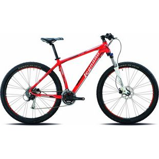 29 Zoll Mountainbike Legnano Andalo 24 Gang... rot-schwarz, 52 cm