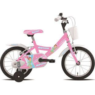 14 Zoll Mädchen Fahrrad Legnano Fatina... pink