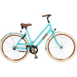 28 Zoll Damen Cityrad Popal Montebella 2843 ohne... blau