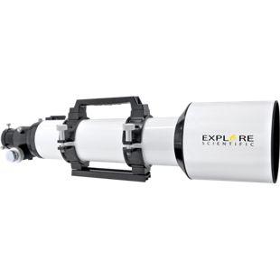 EXPLORE SCIENTIFIC ED APO 102mm f/7 FCD-1 Alu 2'' R&P Fokussierer