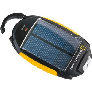 NATIONAL GEOGRAPHIC Solar-Ladegerät 4-in-1
