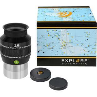 """EXPLORE SCIENTIFIC 68° Ar Okular 28mm (2"""")"""