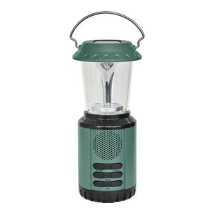 BRESSER Solar-Dynamo LED Lampe und Ladegerät