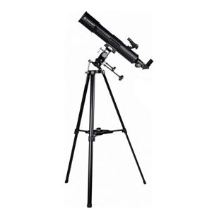 BRESSER Taurus 90/500 NG - Linsenteleskop mit Smartphone Kamera Adapter