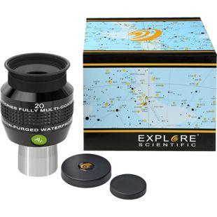 """EXPLORE SCIENTIFIC 68° Ar Okular 20mm (1,25"""")"""
