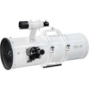 EXPLORE SCIENTIFIC PN208 Optischer Tubus HEX weiß