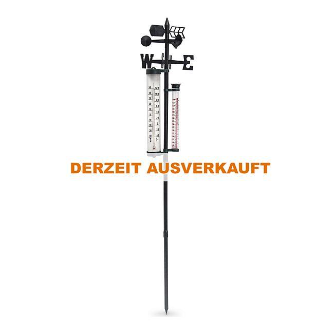 wetterstation garten, relaxdays wetterstation 4 funktionen online kaufen | gartenxxl.de, Design ideen