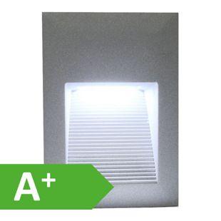 LED Einbauleuchte Wandeinbauleuchte LED_Recess8 IP65 13,8x9,5cm 10134