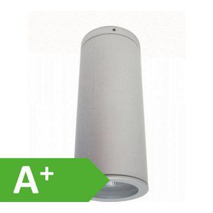 Deckenspot Jaci Ceil COB LED 1x9 W 3000K IP54 titansilber, 10373