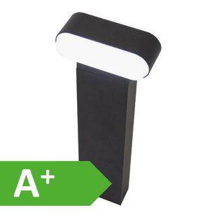 LED Wegeleuchte SITKA 50cm darkgrey IP44 tageslichtweiß 10611