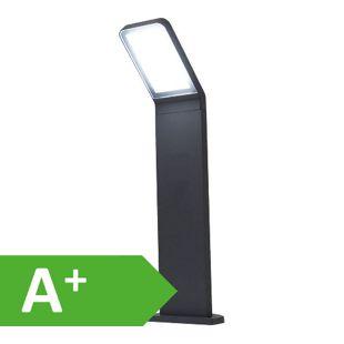 LED Wegeleuchte Villads 50cm dunkelgrau 6500 K 10643