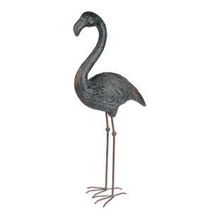 HTI-Living Gartenfigur Flamingo