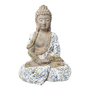 HTI-Line Gartendeko Mosaik Buddha