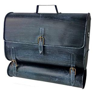 HTI-Living Briefkasten mit Zeitungsfach Schultasche
