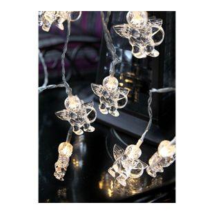 IOVIVO LED Lichterkette Angels 10 LEDs 3er-Set