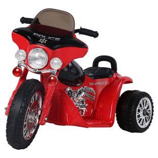 HOMCOM Kindermotorrad 80 x 43 x 54,5 cm (LxBxH)   Kindermotorrad Kinderauto Kinder Elektrotraktor