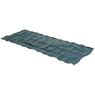 Outsunny Zaunblende inkl. Kabelbinder dunkelgrün 760 x 183 cm (LxB) | Windschutz Sichtschutz Schattiernetz Sonnenschutz