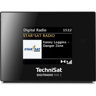 TechniSat DIGITRADIO 100 C Erweiterung zur HiFi Anlage (DAB+ Radio)