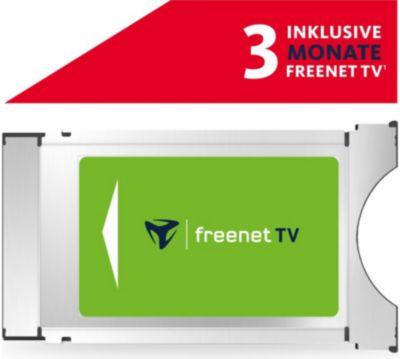 freenet TV CI+ Modul von freenet TV für Antenne DVB-T2 & Satellit DVB-S inkl. 3 Monate gratis