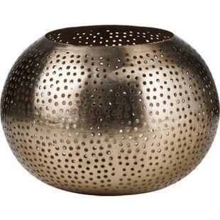BUTLERS ARABIAN NIGHTS Teelichthalter Punkte Ø 15 cm