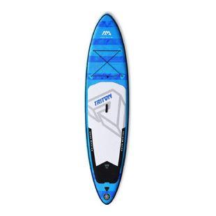 "Aqua Marina 11'2"" Triton inflatable SUP + Paddel"