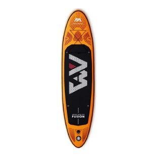 "Aqua Marina 10'4"" Fusion inflatable SUP + Paddel"