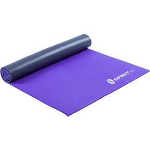 Spirit TCR Spirit Yoga-Matte Lavender 175x61 rutschfeste Yogamatte Sportmatte, Pilates, Gymnastik & Fitness