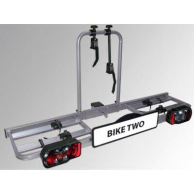 Eufab BIKE TWO Fahrradheckträger für Anhängekupplung