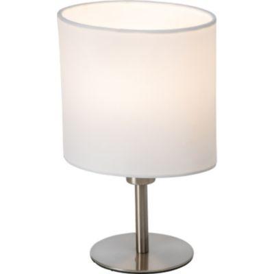 Nino Leuchten LED-Tischleuchte Spring, weiß